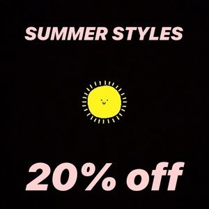 Tiger Mist Other - Get 20% off summer items